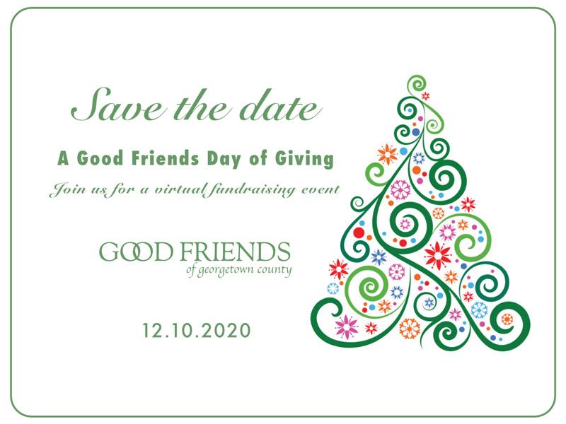 Good Friends 2020 Luncheon